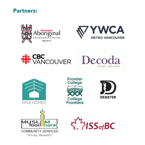 Discussion Series Partners & Sponsors